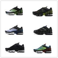 Üst Erkekler TN 3 döndü 2021 artı 2 Koşu Ayakkabıları TN Plus OA LM Spor Eğitim Sneakers Kingcaps Yerel Botlar Online Mağaza En İyi Spor İndirim Erkek Alışveriş Mağazaları Satılık