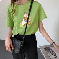 Tee Designers T Shirts Short Sleeve T-Shirt Casual Women Clothing Plus SIZE Crop Top cotton Clothes Summer Dress Femme Tshirt Classic Camisas De Hombre M 3XL QA190