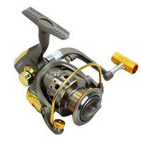 ベイトキャストリールJCスピニングリール5.1:1 10BBシリーズ1000-7000メタルスプール鯉釣り中国機器フィーダホイール