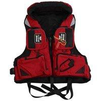 Chaleco salvavidas Adulto Adulto Ayuda de flotabilidad Ayuda Natación Pesca de navegación Pesca KAYAK Jacket Preservers