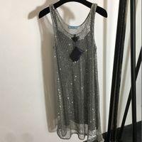 HIP HOP HOLLOW платья бренда платье полная шпилька, смешанные две части юбки женщины открытый уличный стиль роскошная длинная юбка
