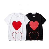 20 T-shirt da donna a colori solido lettera stampa modello moda abbigliamento tees Tops uomo sciolto estate manica corta S-3XL