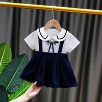 Girl's Dresses 2021 Born Baby Girls Dress Summer Clothes 1 Year Birthday For Girl Clothing Princess Toddler Vestidos