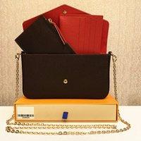 Mais recentes sacos de mulher moda mulheres sacos de ombro de alta qualidade sacos de cadeia tamanho 21 11 2 cm modelo 61276