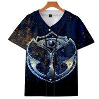 Man Summer Cheap Tshirt Baseball Jersey Anime 3D Printed Breathable T-shirt Hip Hop Clothing Wholesale 039