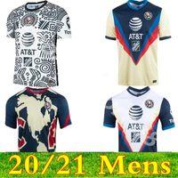 21 22 Liga Club América Terceiro Futebol Jerseys Giovani Castillo 3ª Camisa de Futebol Camiseta de Futbol Men Kit feito sob encomenda