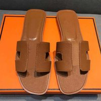 Pretty Womens Summer Sandals Beach Slide Slippers Crocodile Skin Leather Flip Flops Sexy Heels Ladies Sandali Fashion Designs Orange Scuffs Shoes