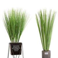 Simulazione cipolla erba in PVC piante artificiali piante decorazione fiore fiore finto giardino d casa