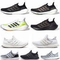 الترا دفعة 4.0 7.0 أحذية الطباعة أوريو أسود الشمسية الأساسية الثلاثي الأبيض رمادي الرجال النساء الجري الأحذية ultraboost الرياضة رياضة أحذية رياضية
