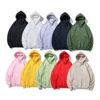 Outillage européen et américain Brand Sweatshirts Pour Hommes Femmes Couples Classiques Lettres Broderie Coton pur Coton chaud Chaud Sweat à capuche plus en molleton
