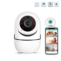 سمارت واي فاي كاميرا HD 1080P سحابة لاسلكية IP ذكي التتبع السيارات من كاميرات مراقبة الأمن المنزلية