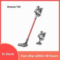 Dreame T20 Handheld Cordless Staubsauger 25kpa Intelligente All-Surface-Bürste Alle in einem Staub-Kollektorboden-Teppich-Aspirator-Reiniger