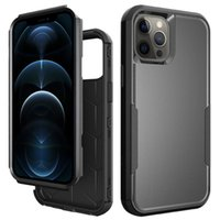 Whloesale Price Full Protective Phone Cases For iPhone 12 Pro Max 11 Mini Heavy Duty Back Cover