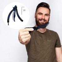 Saç Fırçalar Paslanmaz Çelik Kelebekler Tarak Acemi Eğitim Uygulama Aracı Yetişkinler