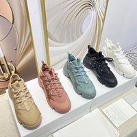 D-Connect Sneaker 2021 Lüks Tasarımcı Çağdaş Dilleri Moda İtalya Spor Koşu Ayakkabıları ile Dantel En Kaliteli Craft
