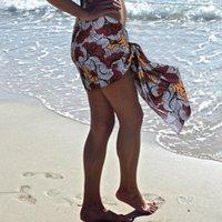 여성용 목도리 쉬폰 인쇄 스커트 비치 착용 섹시한 비키니 웃옷 랩 자외선 차단제 옷 케이프 캐주얼 패션 티 드레스 수영복