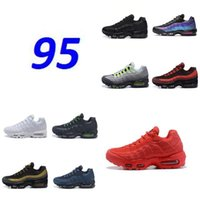 Mens running shoes Boots triple black white Recycled Wool NSW Michigan neon Cork De lo mio Essential 95s men trainers sports sneakers DH-P25