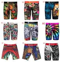 Летние моды мужские шорты пляжные шорты брюки быстрые сушки купальники 3D печать повседневные брюки бренд мужские нижние белья плавки