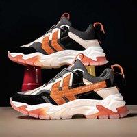 men women shoes sneaker Men's 2021 new autumn lightweight mesh sports men's running leisure net red ins pop casual designer