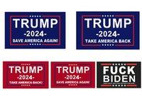 DHL Trump Flag 2024 Election Flag Banner Donald Trump Flag Keep America Great Again Ivanka Trump Flags 150*90cm 3x5ft