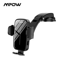 MPOW CA162 유니버설 자동차 전화 홀더 대시 보드 자동차 전화 마운트 아이폰 갤럭시와 호환