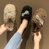 Designer sandals, velvet shoes, low-cut women's espadrilles, thick-soled summer high-heeled shoes, all-match suede low-heeled shoes
