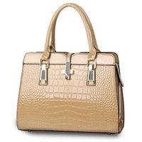 Bag Handbags PU Women Alligator Vintage Tote New Bags Crossbody Luxury For Leather Designer Tdlvs