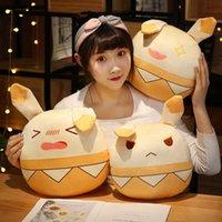 10cm cartoon doll cute plush toy Cushion pillow Kawaii Stuffed toys children birthday gift rabbit dolls wholesale