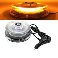 Interiorexternal luci auto pericolo per il tetto 48 LED mini lightbar beacon recupero di emergenza recupero lampeggiante avvertimento stroboscopio barra ambra rossa blu 12V