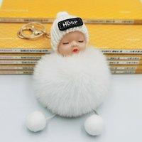 Плюшевый мультфильм спальная кукла сумка кулон маленький подарок парикмахерские брелок