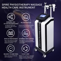 2021 Slimming Machine Health Care Body Massager Equipment Gua Sha and Cupping Vibration Massage Dredge Meridian Physiotherapy