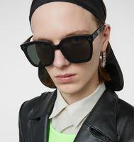 Brand Star Version Солнцезащитные очки Классический Нежный Дизайн Квадратный Рамка Солнцезащитные Очки Мода Женщины Роскошные GM Sunglass Мечтатель 17