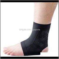 ذراع تدفئة الساق 1 قطع Anklelegknee وسادة كم تنفس امتصاص واقي دفئا رياضة كرة السلة كرة القدم 1 L52AS X78LA