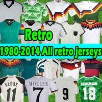 1990 1998 1998 1998 1998 1988 Alemanha Retro Jersey Jersey Littbarski Ballack Klinsmann Matthias Camisa Kalkbrenner 1996 2004 2014 Classic Vintage Jerseys