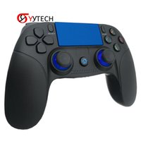 SYYTECH Built in Battery Wireless Gamepad Joystick Controller for PS4 PS3 Mobile Phone IOS Android PC Handle Game Accessories