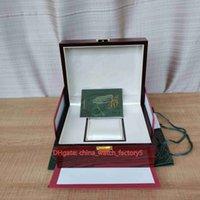 ممتاز جودة عالية ap الساعات صناديق الأوراق الأصلية الخشب الأحمر جلد مربع قفل حقيبة يد 20 ملليمتر x 16 ملليمتر 1 كيلوجرام ل 15400 15703 15500 15202 26320 مشاهدة المعصم