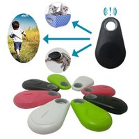 Pets Smart Mini luetooth Tracer Pet Child GPS Locator Tag Alarm Wallet Key Tracker Kids Trackers Finder Equipment
