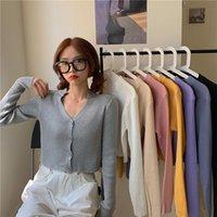 Women's Blouses & Shirts WERUERUYU Women Tops Cardigan Blouse Spring Summer Korean Casual Chiffon Shirt Light Sun For Protection Clothing