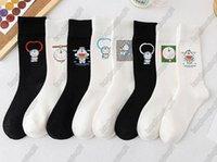 G Европа американский стиль носки мужчин и женщин 8 стилей CO-фирменные джингл кошка трубка высокого качества SOCK1 мода гомбер