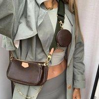 2021 SS Lady spalla shopping bag top quality woman luxurys designer borse a tracolla borse a tracolla zaino borsa borse borse borse borse borsa a spalla tote mini set di 3 pezzi