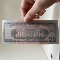 20 Dollar Money Price Business Banknotes Banknote Bills Gifts 100 pack Paper For Men Fake Collection Prop 02 Pnbau Ufxch