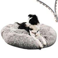 애완 동물 봉 제 따뜻한 침대 집 소프트 솜털 s 매트 고양이 겨울 담요 작은 중형 대형 개 침대 용 매트에 대 한 겨울 담요 이동식 소파 개집