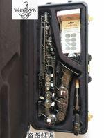 Yanagisawa A-992 Black Gold Sax Haute Qualité Marque Alto Saxophone Musique E-Plot Musique avec Case Professional