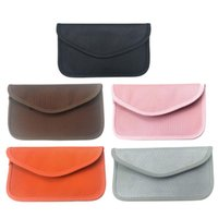 Card Holders RFID Bag Shielding Pouch Wallet Case For Cell Phone Privacy, Car