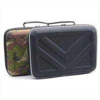 Aufbewahrungstaschen Tragbare Tragetasche für Hyperice Hypervolt Massagepistole 5 Slots Reisende Box Wasserdicht Kratzfest Anti Protect