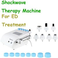 Wave Pain ED Erectile Dysfunction Treatment Shockwave Therapy Machine Device Calcific Tendonitis Relief Massage Tool Electric Massager Massa