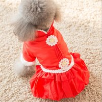Dog Apparel Warm Puppy Coat Soft Cartoon Pet Clothes For Small Dogs Cute Life Jacket Clothing Chihuahua