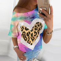 Women's Blouses & Shirts Women Blouse Print High Quality Skew Collar Top S-3xl Plus Size Elegant Casual Blusas Mujer