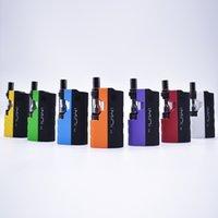 IMINI v2 Kit de óleo grosso 650mAh Caixa de bateria Mod 510 Thread 0.5ml 1.0ml Immini I1 Cartucho de Tanque Kits Vaporizador
