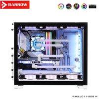 Barrow Waterway Tablero para Lianli O11 Mini Case, Soporte MATX, ITX, Placa base ATX, Control de la placa base de 5V, LLO11-SDB M Fans Refriginaciones